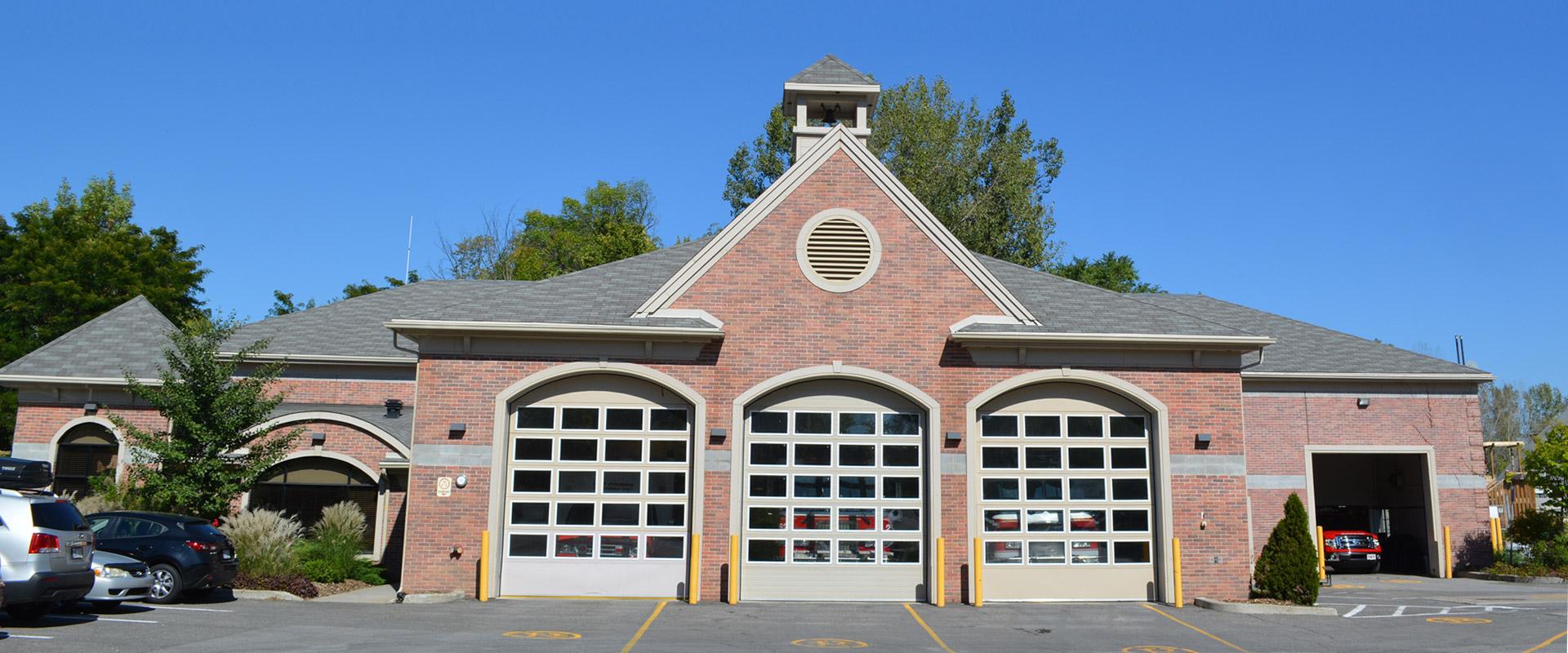 Caserne de pompiers | Rosemère
